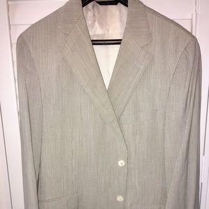 Samuelsohn sport coat blazer suit jacket
